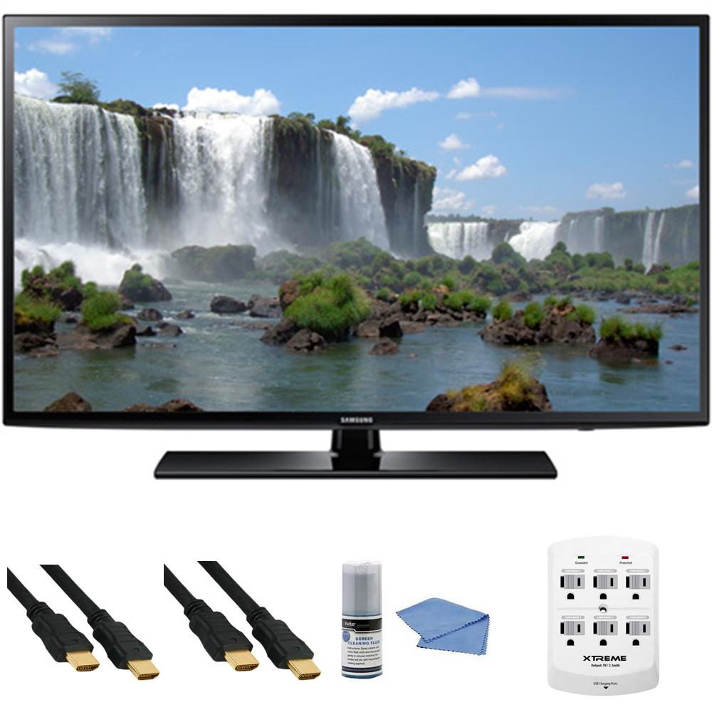 Samsung Un 65j 6200  -  65 Inch Full Hd 1080p 120hz Smart Led Hdtv +
