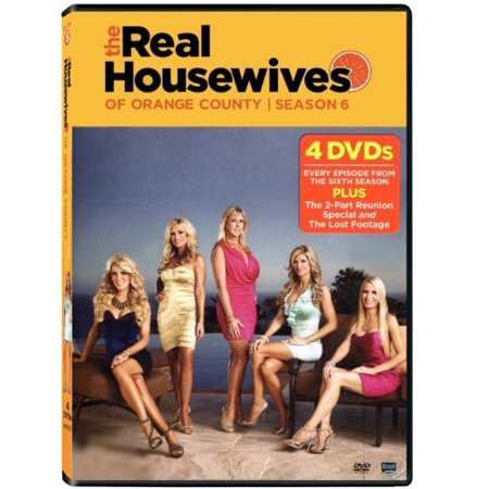 Real Housewives of Orange County: Season 6 [DVD]
