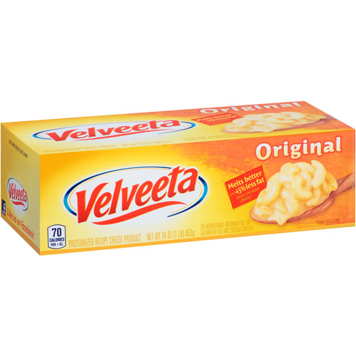 Kraft Velveeta Cheese, 16 oz