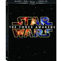 Star Wars: The Force Awakens on Blu-ray