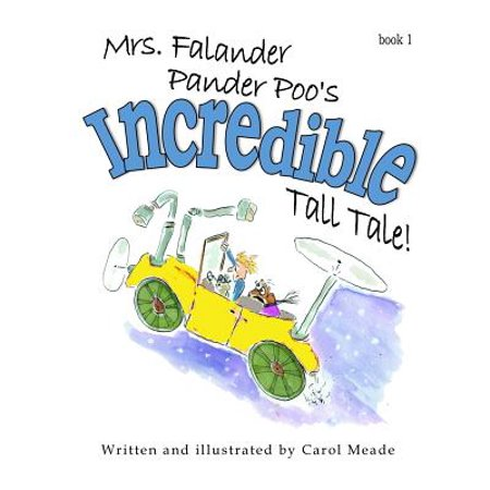 The Incredibles Mrs Incredible (Mrs. Falander Pander Poo's Incredible Tall)