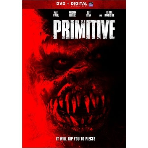 Primitive (DVD   Digital Copy) (With INSTAWATCH) (Widescreen)