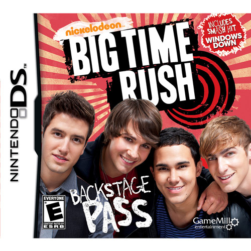 Big Time Rush Walmart Exclusive (DS)