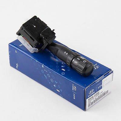 Turn Signal Headlight Switch (GENUINE For 03-04 Hyundai Tiburon Turn Signal & Headlight Switch OEM 93410-2C050 )