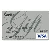 $25 Vanilla eGift Visa® Virtual Account