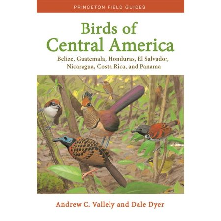 Birds of Central America : Belize, Guatemala, Honduras, El Salvador, Nicaragua, Costa Rica, and Panama - Halloween Costa Rica 2017