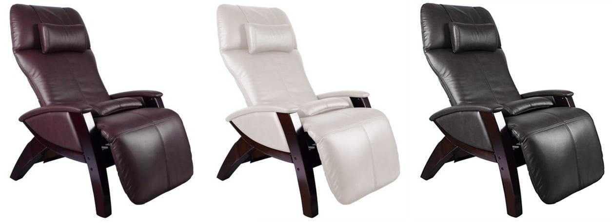 cozzia ag6000 zero gravity power massage chair recliner in chocolate walmartcom - Zero Gravity Massage Chair