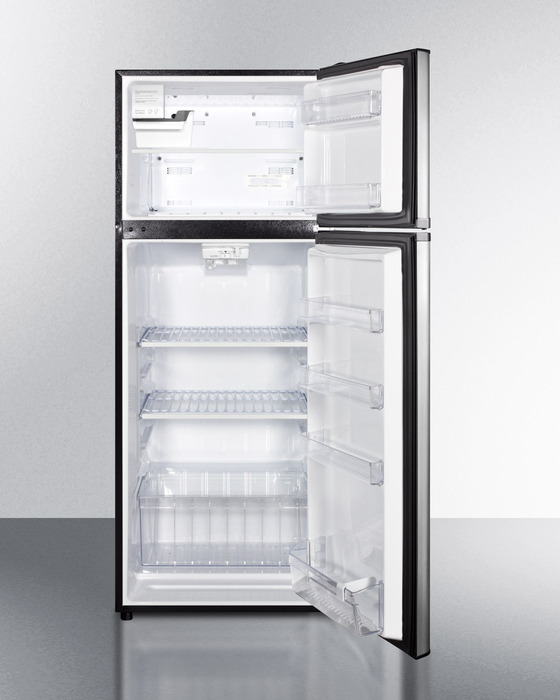 FF1159SSIM 24 Apartment Size Top Freezer Refrigerator with 10.3 cu ...