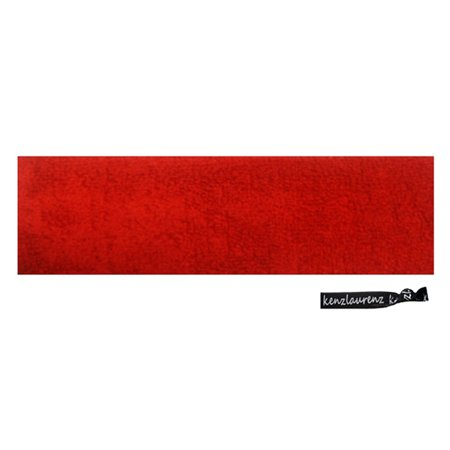 Kenz Laurenz Sweatband Terry Cotton Sports Headband Sweat Absorbing Head Band Red