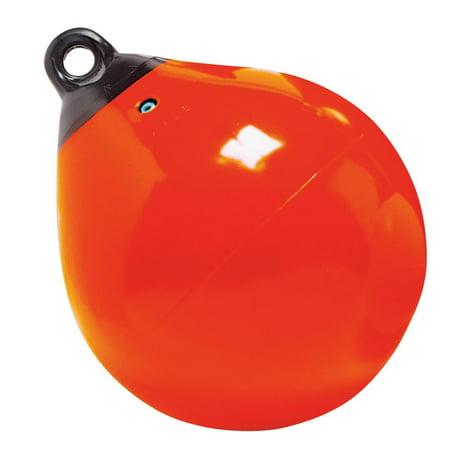 "Taylor Made 21"" Tuff End™ Inflatable Vinyl Buoy - Orange - image 1 of 1"