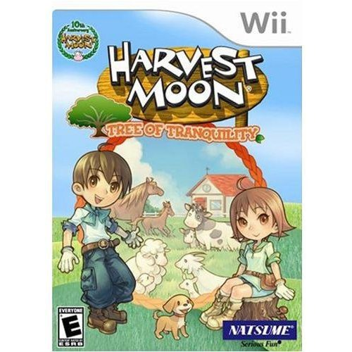 HARVEST MOON: TREE OF TRANQUILITY (ENGLISH ONLY) Wii