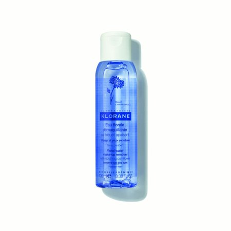 Klorane Makeup Remover - Klorane Make-Up Remover Water with Soothing Cornflower, 3.4 Oz