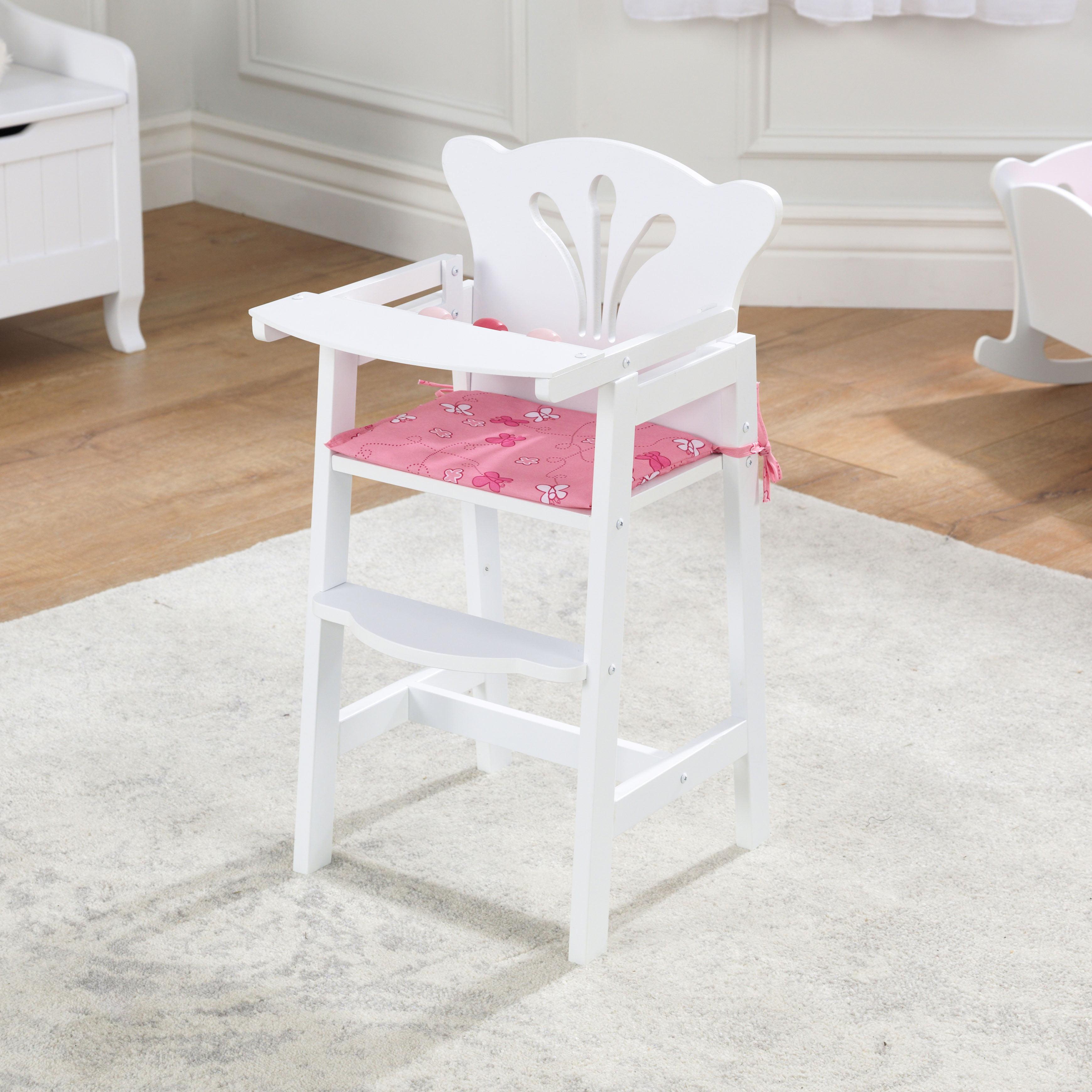 Miraculous Kidkraft Lil Doll High Chair Walmart Com Spiritservingveterans Wood Chair Design Ideas Spiritservingveteransorg