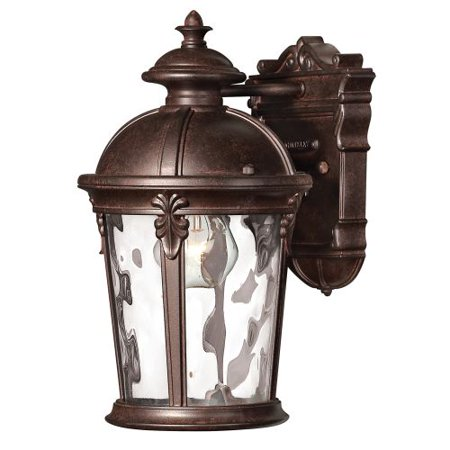 Hinkley Lighting 1890 Led 12 5  Height Led Outdoor Lantern Wall Sconce From The