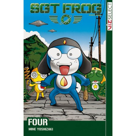 Sgt Frog Graphic Novel - Sgt. Frog, Vol. 4 - eBook