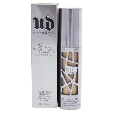 All Nighter Liquid Foundation - 3.0 Light by Urban Decay for Women - 1 oz