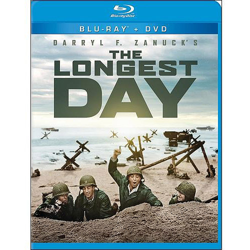 The Longest Day (Blu-ray   DVD)