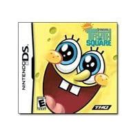 SpongeBob Truth or Square, THQ, Nintendo DS, 00013388560203