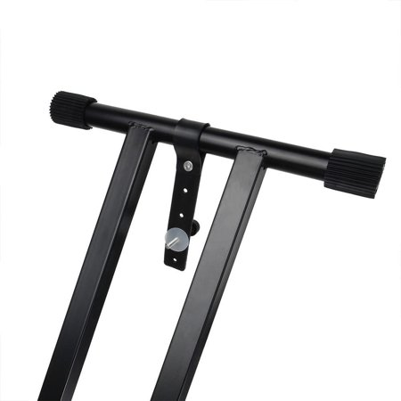 PrimeCables Double X Keyboard Stand Heavy Duty Classic Music Musical Electronic Piano Stands - image 2 of 4