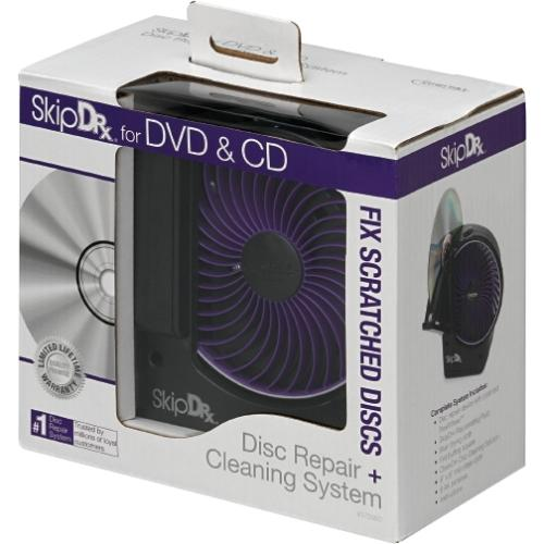 Digital Innovations 4070300 Digital Innovations SkipDr 4070300 Disc Repair Cleaning System
