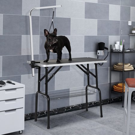 32 Professional Dog Grooming Table NICEPET Heavy Duty Stainless Steel