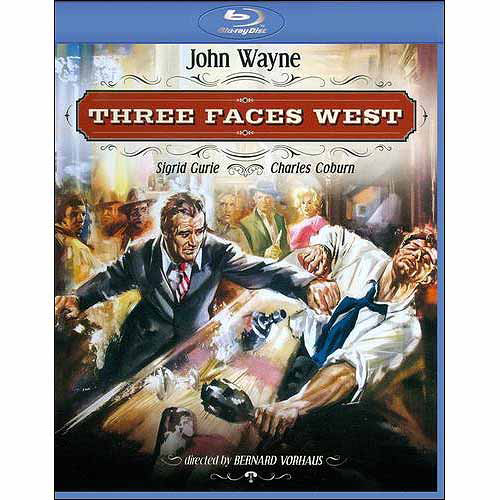 Three Faces West (1940) (Blu-ray) (Full Frame)