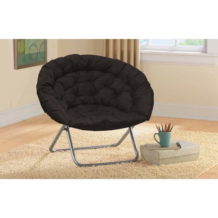 Oversized Moon Chair Black - Project 101