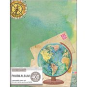 K&Company 2-Up Binder Photo Album -Travel Map