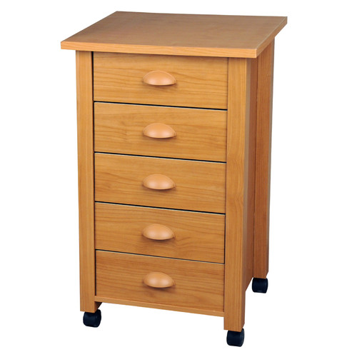 Venture Horizon VHZ Office 5-Drawer Storage Chest