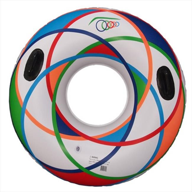SunSplash 449-7-1430BAG-D Design Sports Tube - Colorful