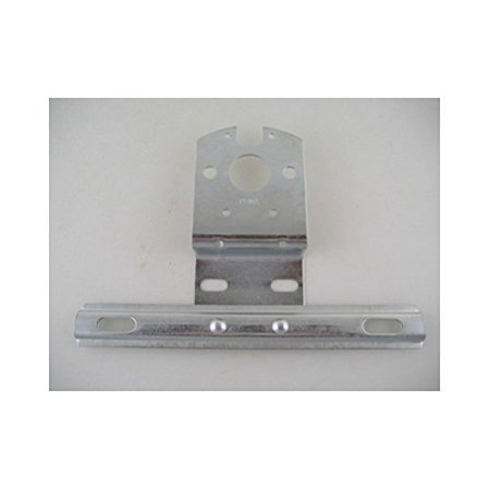 Snowmobile Trailer (Steel License Plate Holder RV Van Snowmobile Trailer By Jammy Ship from US)