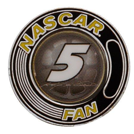 Kasey Kahne WinCraft Hard Insert NASCAR Fan Pin - No -