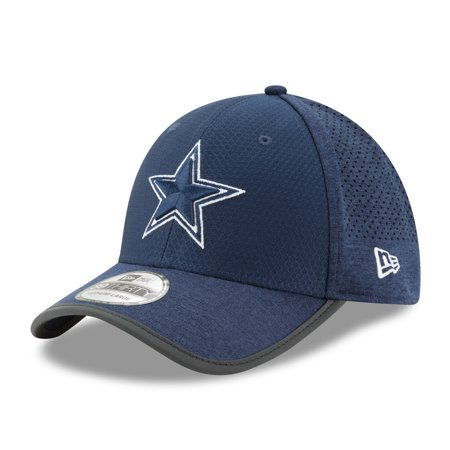 Dallas Cowboys New Era 2017 Training Camp Official 39THIRTY Flex Hat - Navy