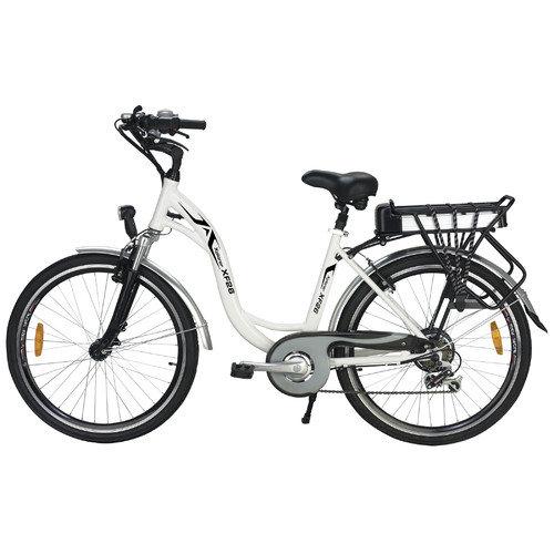 Yukon Trail Inc Trails Xplorer Male Urban Street Electric Bike 26 Inch
