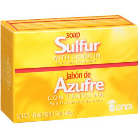 3 sulfur acne treatment