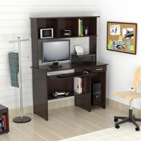 Inval Computer Work Center with Hutch CC-2501S Deals