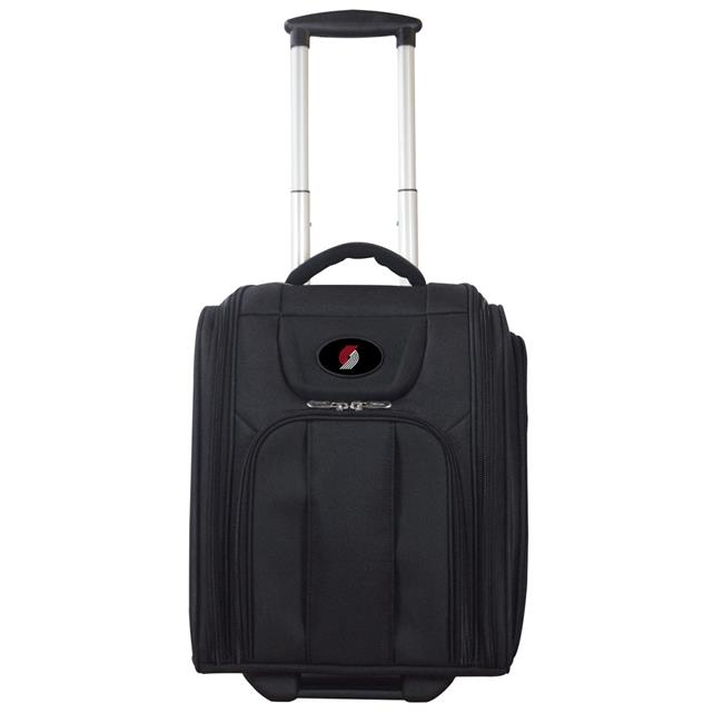 Mojo Licensing NBBLL502 NBA Portland TrailBlazers Business Tote Laptop Bag, Black - image 1 of 1