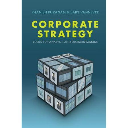 walmart corporate strategy analysis