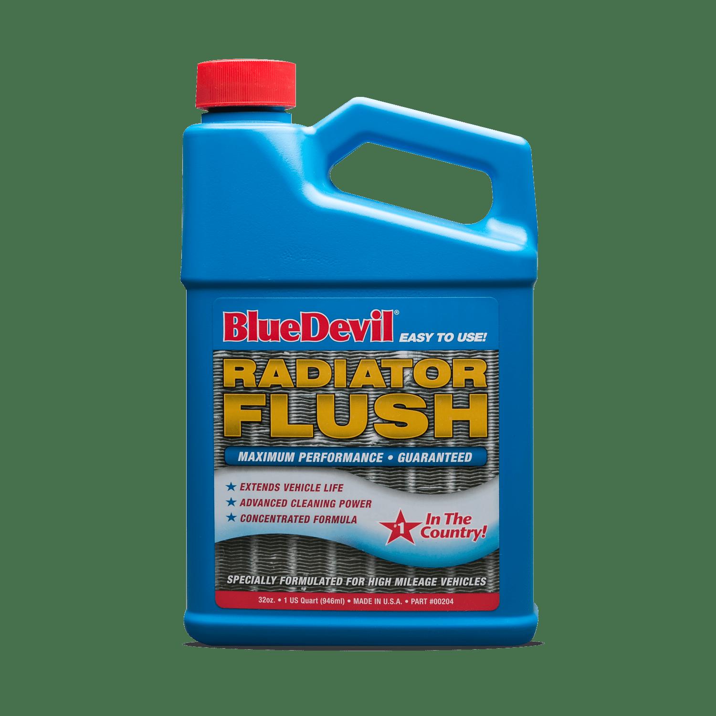 BlueDevil Radiator Flush Part #00204 32 fl. oz. by BlueDevil Products