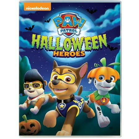 Halloween Movies For Families To Watch (Paw Patrol: Halloween Heroes)