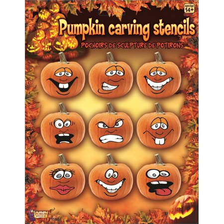 Pumpkin Decorating Stickers Sticker Jack O Lantern Decoration Decor