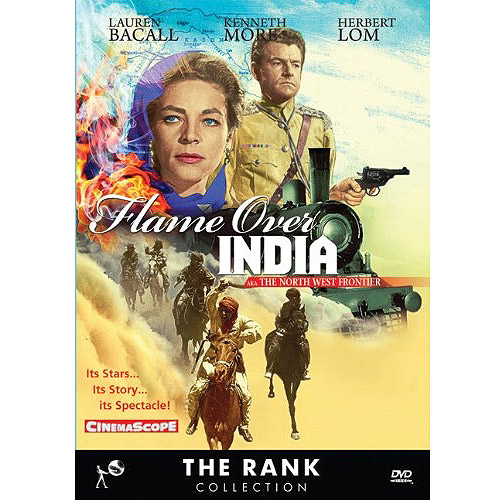 The Flame Over India (1959) (The Rank Collection) (Widescreen)