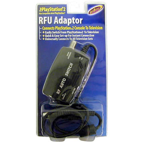 RF Adapter PS2/PSX