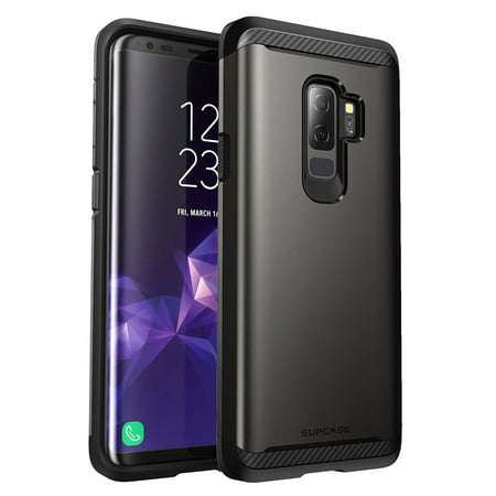- SUPCASE Samsung Galaxy S9 Plus Case, [UB Neo Series] Heavy Duty Protection with Dual Layer Armor Cover for Samsung Galaxy S9 Plus 2018 (Black)