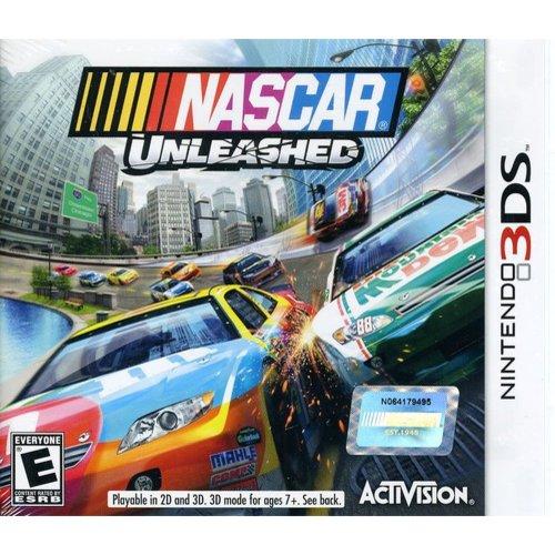NASCAR Unleashed (Nintendo 3DS)