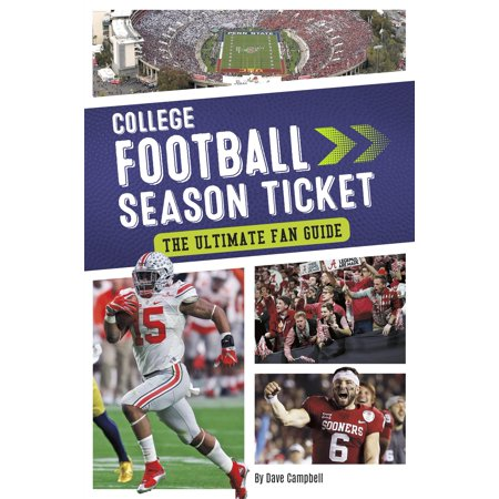 Season Ticket Set 2 (Set of 2): College Football Season Ticket: The Ultimate Fan Guide (Paperback)