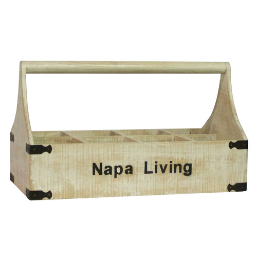 Antique Revival Napa Living Sectional Tool Box
