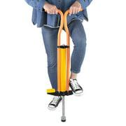 Pogo Stick Jackhammer Jump Stick For Children Healthy Exercise Gift(orange)