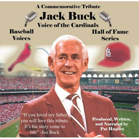 Jack Buck  Voice Of The Cardinals