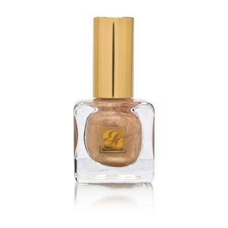 Estee Pure Nail Polish (Estee Lauder Pure Color Nail Lacquer AE Golden)